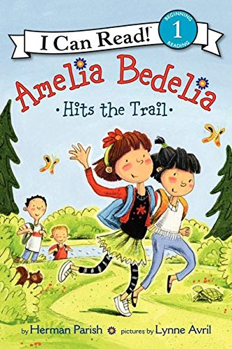 9780062095268: Amelia Bedelia Hits the Trail (I Can Read Book 1)