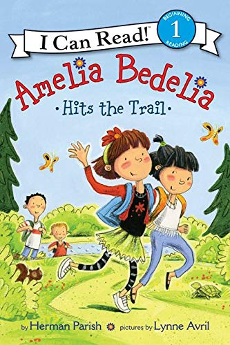 9780062095275: Amelia Bedelia Hits the Trail (I Can Read Book 1)