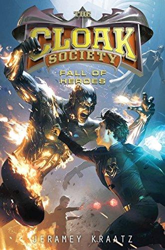 9780062095534: Fall of Heroes (Cloak Society)