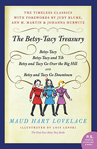 9780062095879: The Betsy-Tacy Treasury: The First Four Betsy-Tacy Books (P.S.)