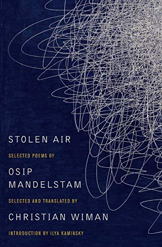 9780062099426: Stolen Air: Selected Poems of Osip Mandelstam