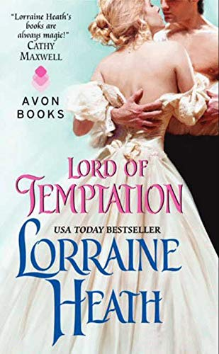 9780062100023: Lord of Temptation (Lost Lords of Pembrook)