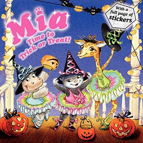 9780062100115: Mia: Time to Trick or Treat!