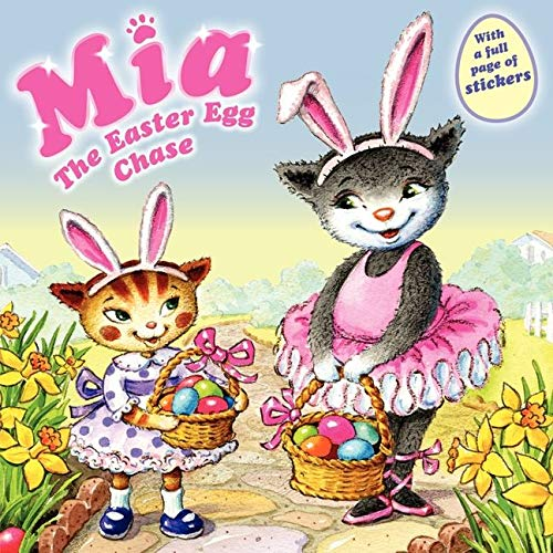 9780062100139: Mia: The Easter Egg Chase