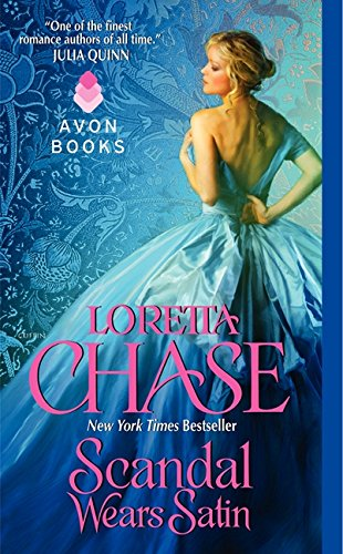 9780062100313: Scandal Wears Satin (Avon Historical Romance)
