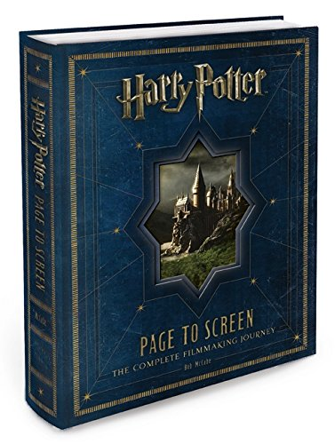9780062101891: Harry Potter: From Page to Screen: The Complete Filmmaking Journey