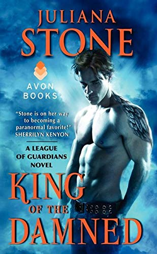9780062102317: King of the Damned: A League of Guardians Novel
