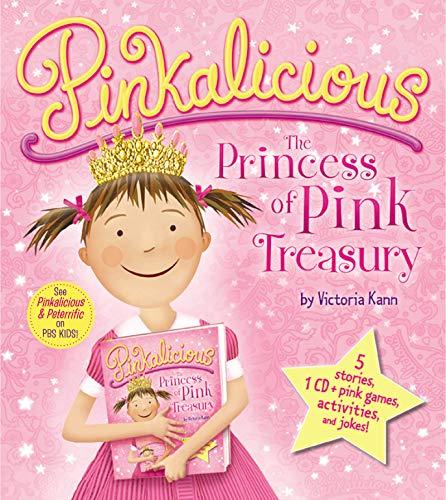 9780062102362: Pinkalicious: The Princess of Pink Treasury