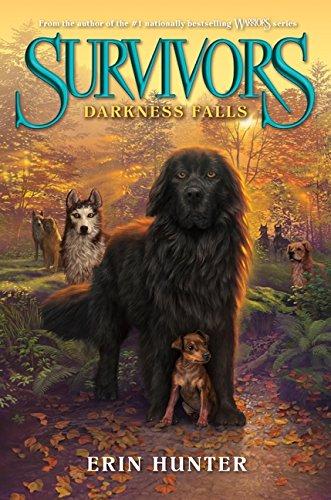 9780062102652: Survivors #3: Darkness Falls