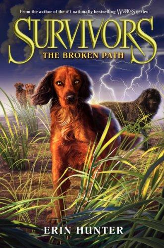 9780062102683: Survivors #4: The Broken Path