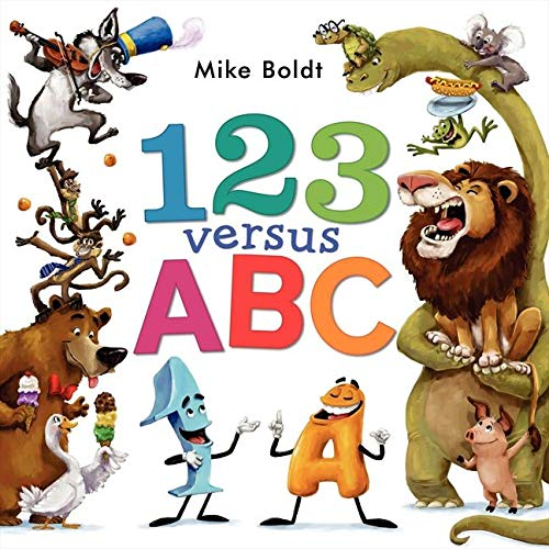 9780062102997: 123 versus ABC