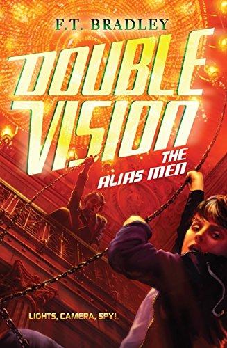 9780062104434: The Alias Men (Double Vision)