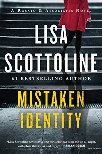 9780062104571: Mistaken Identity (Rosato & Associates Series)