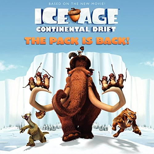 9780062104793: Ice Age: Continental Drift: The Pack Is Back!