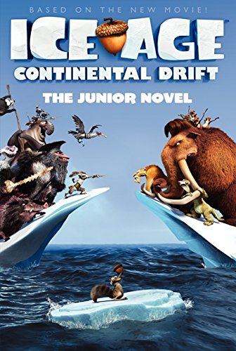 9780062104854: Ice Age: Continental Drift: The Junior Novel