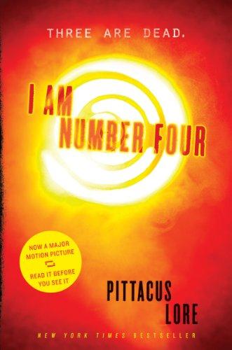 9780062105554: I Am Number Four (Lorien Legacies)