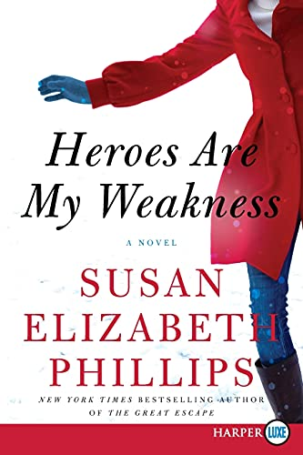 9780062106131: Heroes Are My Weakness: A Novel