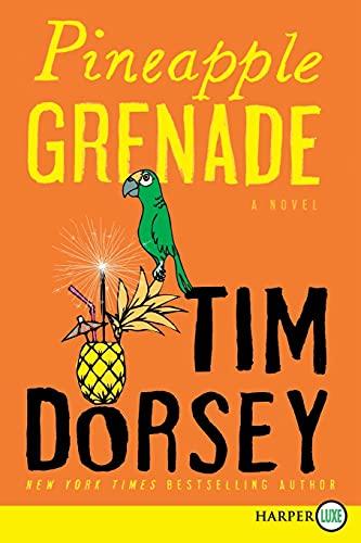 9780062107015: Pineapple Grenade LP: A Novel (Serge Storms)