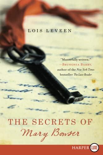 9780062107022: The Secrets of Mary Bowser: A Novel