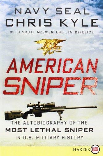 9780062107060: American Sniper LP