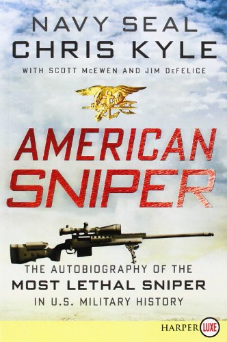 9780062107060: American Sniper: The Autobiography of the Most Lethal Sniper in U.S. Military History