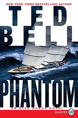 9780062107077: Phantom: An Alex Hawke Novel (Alex Hawke Novels)