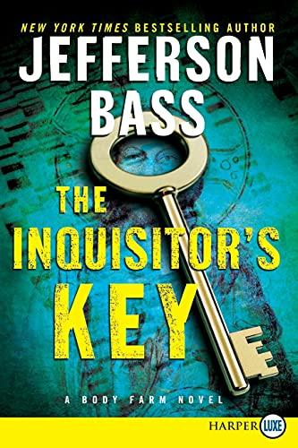 9780062107084: The Inquisitor's Key: A Body Farm Novel