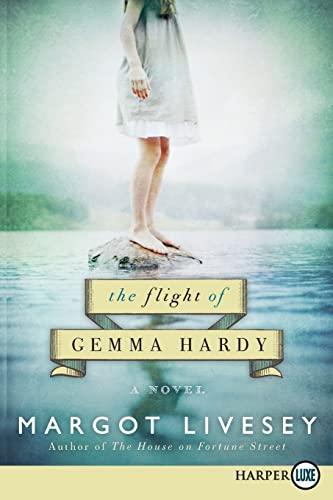 9780062107206: The Flight of Gemma Hardy LP: A Novel