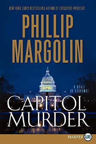 9780062107213: Capitol Murder LP: A Novel of Suspense (Dana Cutler Series)