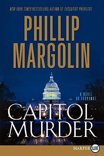 9780062107213: Capitol Murder LP: A Novel of Suspense (Dana Cutler Series)