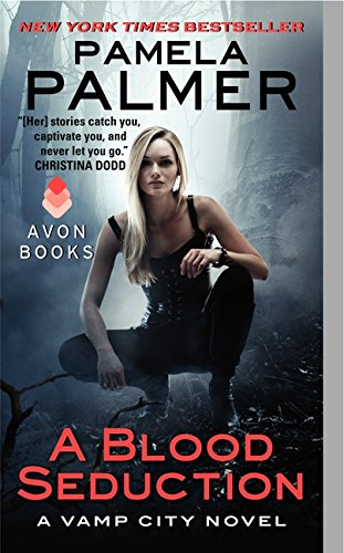 9780062107497: A Blood Seduction: A Vamp City Novel