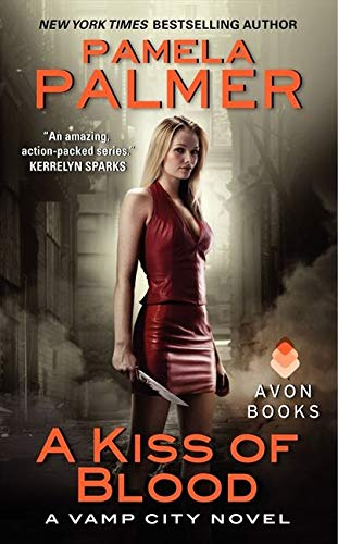 9780062107534: A Kiss of Blood: A Vamp City Novel