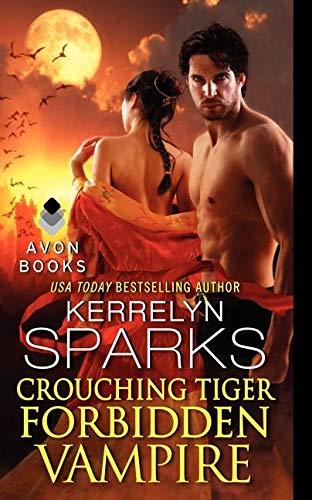 9780062107770: Crouching Tiger, Forbidden Vampire (Love at Stake)