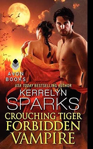 9780062107770: Crouching Tiger, Forbidden Vampire (Love at Stake)