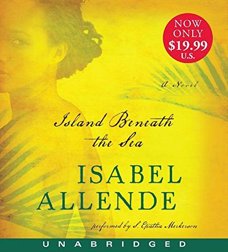 9780062108937: Island Beneath the Sea Low Price CD: A Novel