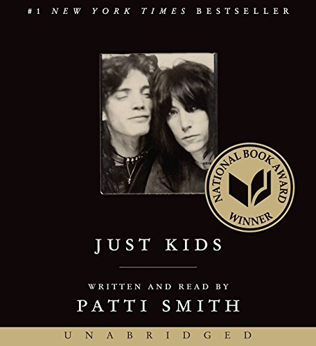 Just Kids CD (0062109383) by Patti Smith