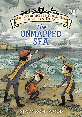9780062110411: The Incorrigible Children of Ashton Place: Book V: The Unmapped Sea