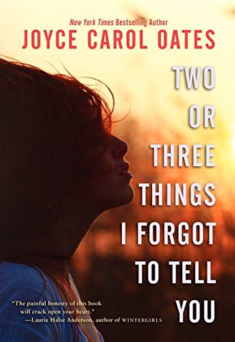9780062110473: Two or Three Things I Forgot to Tell You