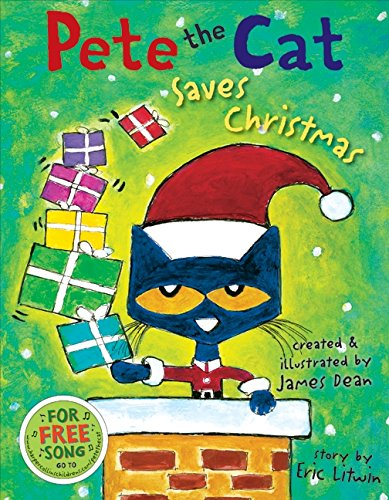 9780062110633: Pete the Cat Saves Christmas