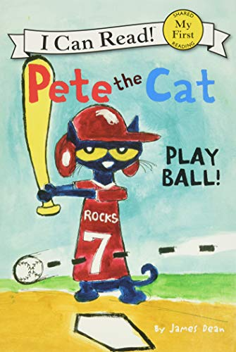 9780062110664: Pete the Cat: Play Ball! (My First I Can Read - Level Pre1 (Quality))