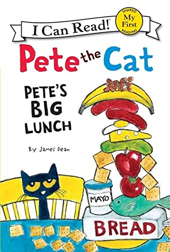 9780062110701: Pete the Cat: Pete's Big Lunch (My First I Can Read)
