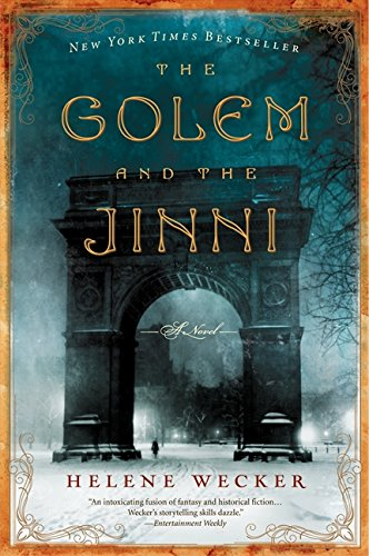 9780062110848: The Golem and the Jinni