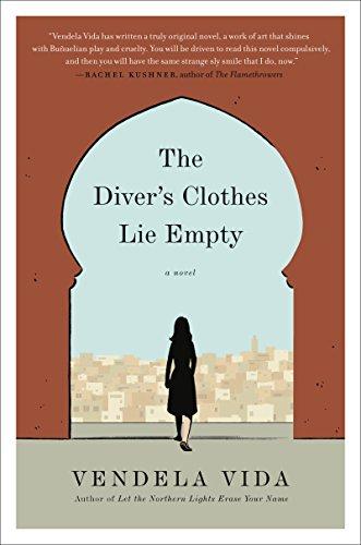 9780062110916: The Diver's Clothes Lie Empty: A Novel