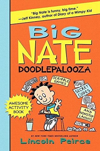 9780062111142: Big Nate Doodlepalooza