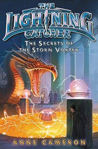 9780062112835: The Lightning Catcher: The Secrets of the Storm Vortex