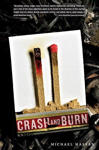 9780062112910: Crash and Burn