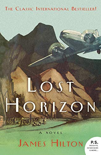 9780062113726: Lost Horizon: A Novel