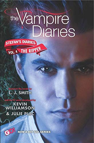 9780062113931: The Vampire Diaries: Stefan's Diaries #4: The Ripper