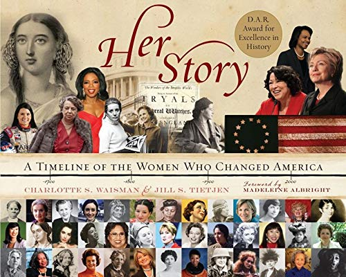 9780062113962: Her Story: A Timeline of the Women Who Changed America