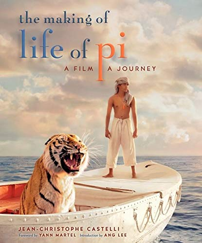 9780062114136: The Making of Life of Pi: A Film, a Journey